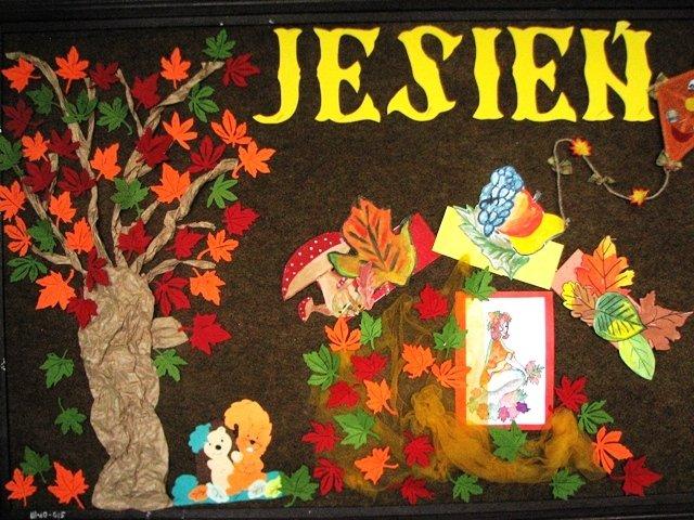 Zawitała U Nas Jesień